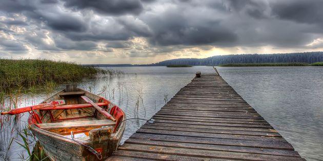 Działki nad jeziorami Wielkopolska
